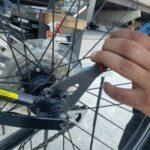 Adjusting bearings